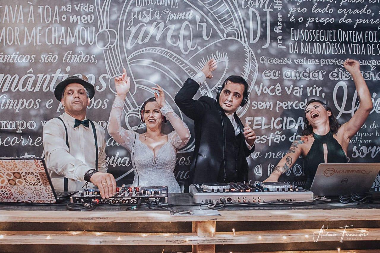 PISTA DE DANÇA DJ